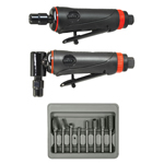 Astro Pneumatic 219 - 3 Piece Die Grinder Kit (201, 204 and 2181)
