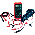 ATD Tools 5540 - Deluxe Automotive Multimeter with RPM and Temperature