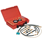ATD Tools 5578 - Master Fuel Injection Pressure Test Set for All Systems