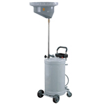 Astro Pneumatic 7356 - 21 Gallon Air Operated Waste Oil Drainer
