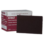 3M Automotive 7447 - Maroon Scotch Brite Pad