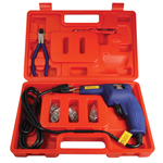 Astro Pneumatic 7600 - IHot Staple Gun Kit for Plastic Repair