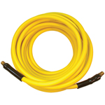 "ATD Tools 8186 - 3/8"" x 25 ft. Premium Rubber Alloy Air Hose"