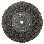 ATD Tools 8263 - 8 Inch Heavy-duty Wire Wheel Brush