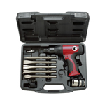 AirCat 5100 - Composite Air Hammer Kit with Short Barrel - Low Vibration