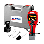 ACDelco ARZ604P - 6V Digital Inspection Camera Kit with Accessories