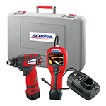 ACDelco ARZ1204D - 12V Digital Inspection Camera & Drill 2-in-1 Combo Kit