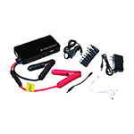 Astro Pneumatic 7775 - Pocket-Size Portable 12V Jump Starter, Cell Phone Charger & Flash Light