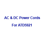 ATD Tools PRT5921-2324 - AC & DC Power Cords For ATD-5921