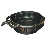 ATD Tools 5184 - 4-1/2 Gallon Drain Pan, Black