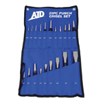 ATD Tools 720 - 20-PC Punch & Chisel Set