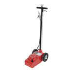 ATD Tools 7323 - 22/35-Ton Heavy-Duty Air/Hydraulic Actuated Dual Stage Truck Jack
