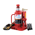 ATD Tools 7370 - 12-Ton Heavy-Duty Hydraulic Air-Actuated Bottle Jack