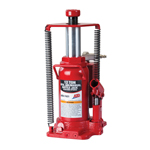ATD Tools 7421 - 12-Ton Heavy-Duty Hydraulic Air-Actuated Bottle Jack