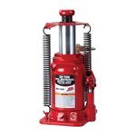 ATD Tools 7422 - 20-Ton Heavy-Duty Hydraulic Air-Actuated Bottle Jack