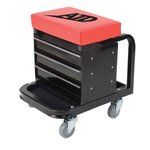 ATD Tools 81047 - Heavy-Duty Toolbox Creeper Seat