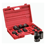 ATD Tools 8697 - Add-On Ball Joint Adapter Set