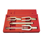 ATD Tools 8705 - 5 PC Ball Joint & Tie Rod Separator Set