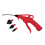 ATD Tools 8737 - Air Blow Gun with Rubber Tips (9/16