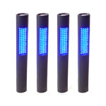 NightStick NSP-1164 - 4-Pack Safety/Flash Light with Blue LEDs