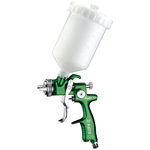 Astro Pneumatic EUROHV103 - EuroPro Forged HVLP Spray Gun with 1.3mm Nozzle and Plastic Cup