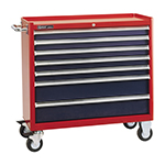 Genius Tools TS-468 - 7-Drawer Roller Cabinet