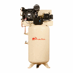 Ingersoll Rand 2475N7.5-P1 - 7.5HP 2-Stage Premium Package Air Compressor 230V/1-Phase