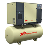 Ingersoll Rand UP6-7.5-150 - 7.5HP Standard Package Rotary Compressor 230-1-60 / 80 Gallon