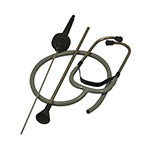 Lisle 52750 - Dual Purpose Stethoscope Kit