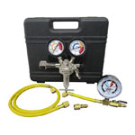 Mastercool 53020 - Nitrogen Pressure Testing Regulator Kit (France/Germany Standard)