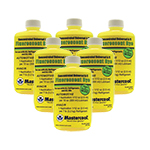 Mastercool 53625-6 - 6 Bottles of 2-oz Concentrated Dye
