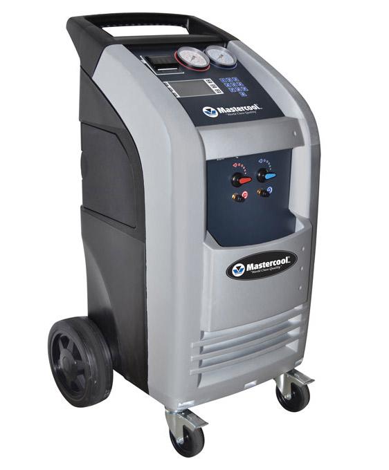 mastercool recovery machine