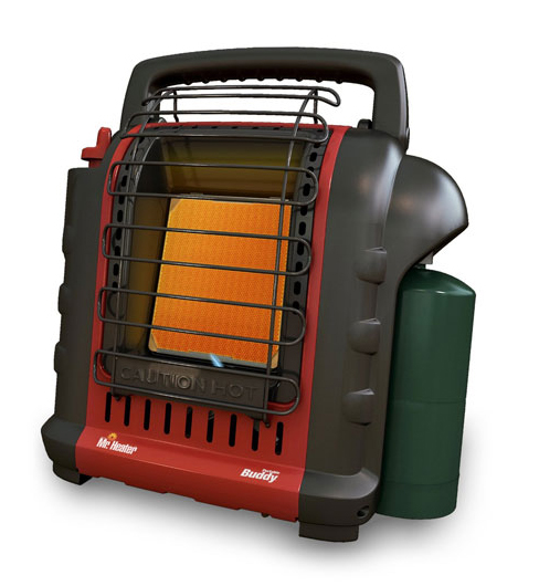 Mr Heater Mh9bx Portable Buddy Heater At