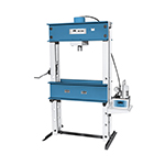 OTC Tools 1854 - 100-Ton Economy Shop Press with Electric Pump
