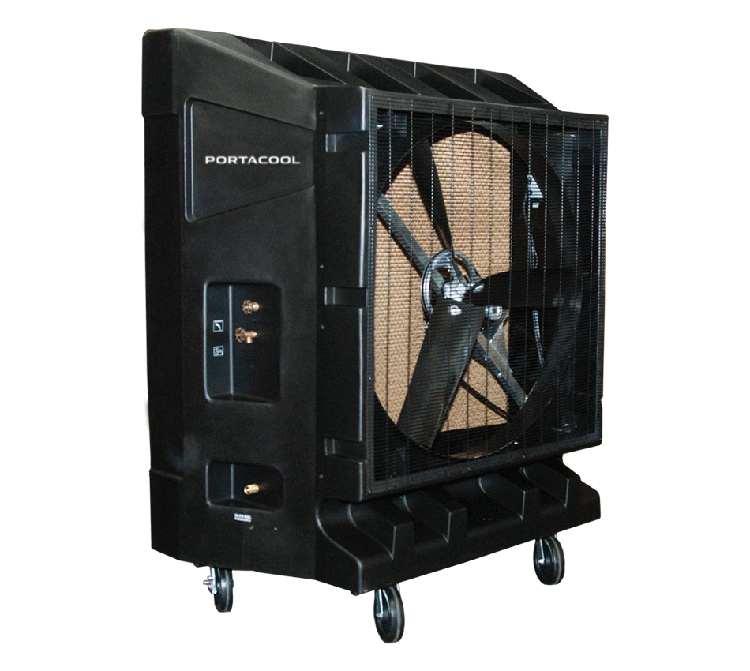 Evaporative Cooling Units : Port a cool pac k s evaporative cooling unit on sale at