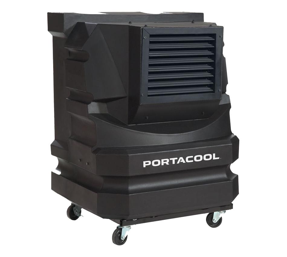 Evaporative Cooling Units : Port a cool pac kcyc portable evaporative unit at