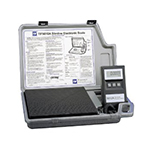 TIF Instruments 9010A - Slimline Refrigerant Scale