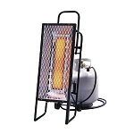 Mr. Heater MH35LP - Radiant Portable Propane Heater for 20 lb. Cylinder