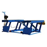 Atlas Equipment ATPK-LR10P - 10,000 LB. Capacity LR 10P Portable Low Rise Scissor Lift