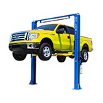 Atlas Equipment ATPK-PV9HP - PV-9HP Extra Tall Commercial Grade 2-Post Lift (9,000 LB. Capacity)