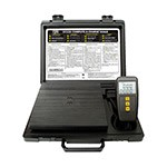 CPS Products CC220 - Compute-A-Charge 220lb-Capacity Refrigerant Charging Scale