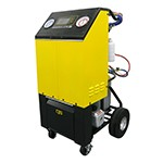 CPS Products FA1000 - Deluxe R134a Recovery/Recycle & Recharge Machine (8' Hoses & 50 lb.Tank)