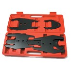 CTA Tools A877 - 6 Piece Fan Clutch Wrench Set