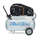 BelAire 5020P - 2 HP 115/230V 20 Gallon Single Phase Portable Compressor