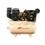 Ingersoll Rand 2475F14G - 2-Stage Gas Powered Air Compressor with 14HP Kohler Engine