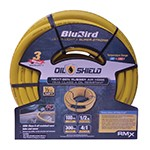 K Tool International 72041 - 100-ft BluBird Oil Shield Air Hose - 1/2