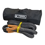K Tool International 73824 - Recovery Tow Rope - 1-1/4