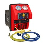 Mastercool 69390 - Spark-Free Twin Turbo R1234yf Portable A/C Recovery Unit