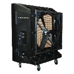 "Portacool PAC2K482S - 2-Speed 48"" Belt-Drive Evaporative Cooling Unit"