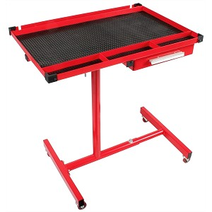 Sunex Tools 8019 - Heavy Duty Adjustable Work Table with Drawer